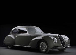 Alfa Romeo 6c Castagna von 1939