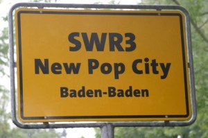 SWR3 New Pop City Baden-Baden