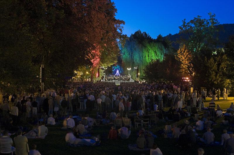 Philharmonische Parknacht Baden-Baden