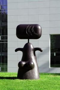 Joan Miró: Femme