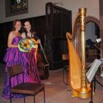 Das Duo Amoroso in der Spitalkirche Baden-Baden