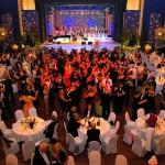 Silvester Dinner Ball im Bénazetsaal im Kurhaus Baden-Baden
