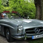 Mercedes-Benz 300 SL Roadster (1957)