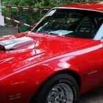Pontiac Firebird (1972), 6600 m3, 520 PS