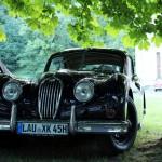 Jaguar XK 140 FHC (1956)