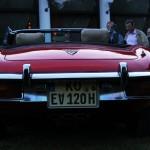 Jaguar E-Type V12 Roadster (1973), 5300 cm3, 268 PS
