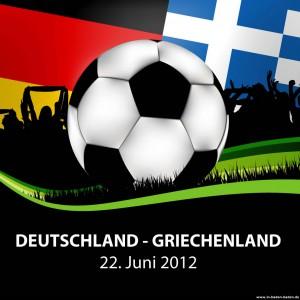Deutschland - Griechenland EM 2012