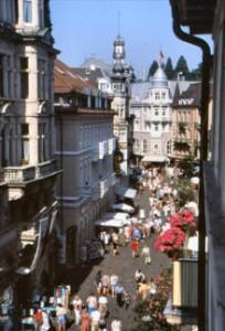 Fußgängerzone Baden-Baden