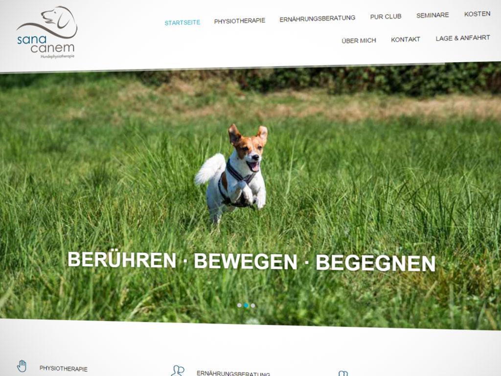 Neueröffnung Hundephysiotherapie