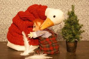 Die Weihnachtsgans
